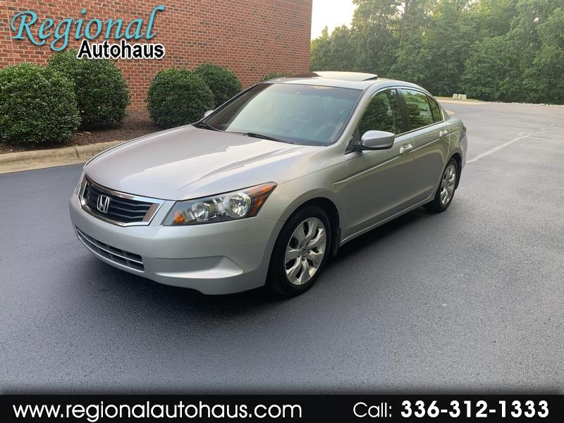 2008 Honda Accord Sedan 4dr I4 CVT EX-L