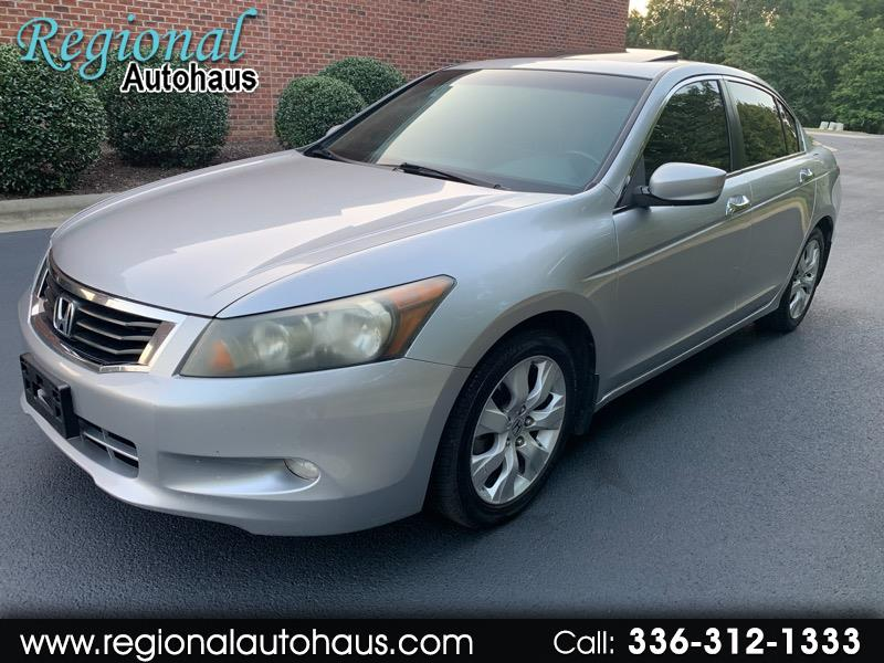 2008 Honda Accord EX-L V-6