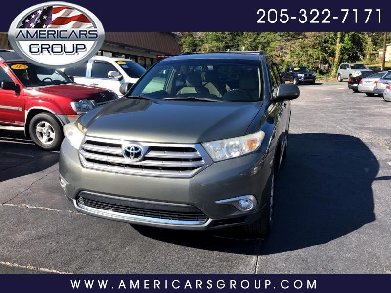 2011 Toyota Highlander Limited 2WD