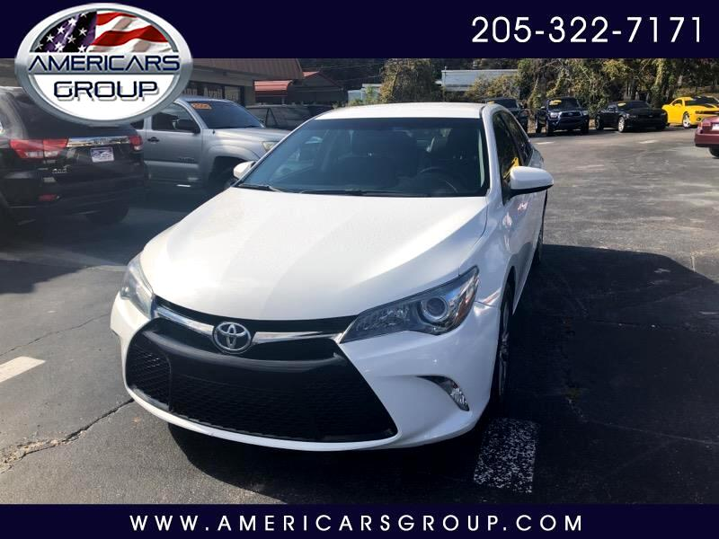 2015 Toyota Camry 4dr Sdn SE Auto (Natl)
