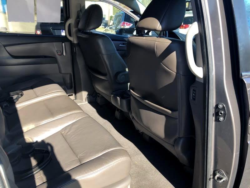 2012 Honda Odyssey EX-L