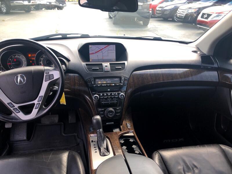 2011 Acura MDX SH-AWD 4dr w/Tech