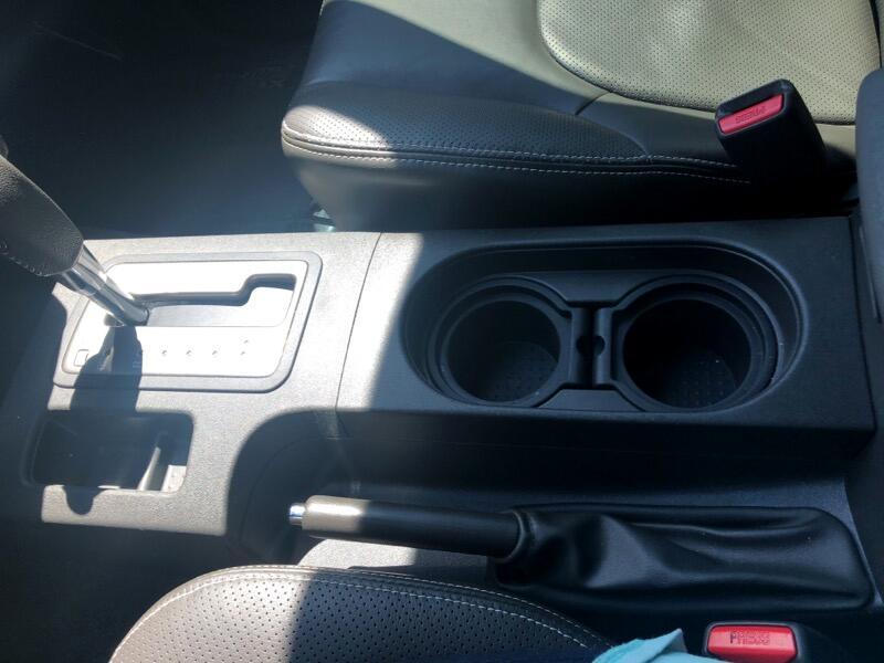 2014 Nissan Xterra PRO-4X 5AT 4WD
