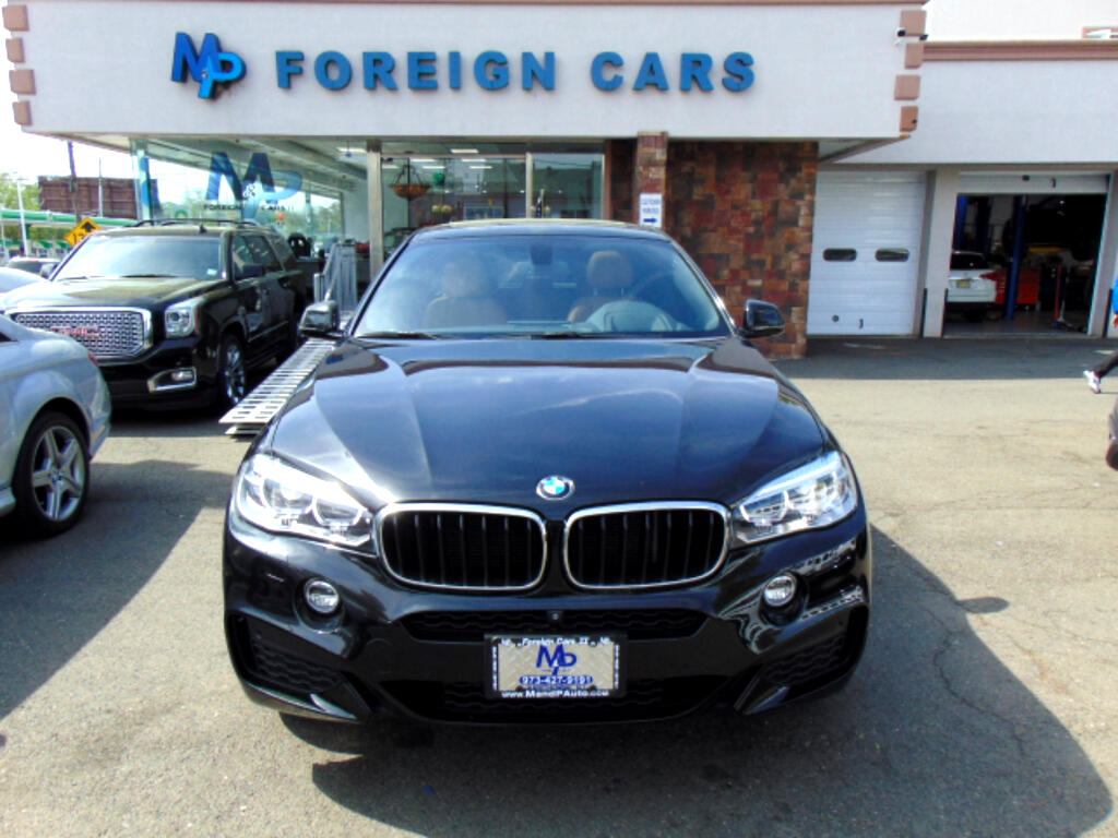 2015 BMW X6 AWD 4dr xDrive35i