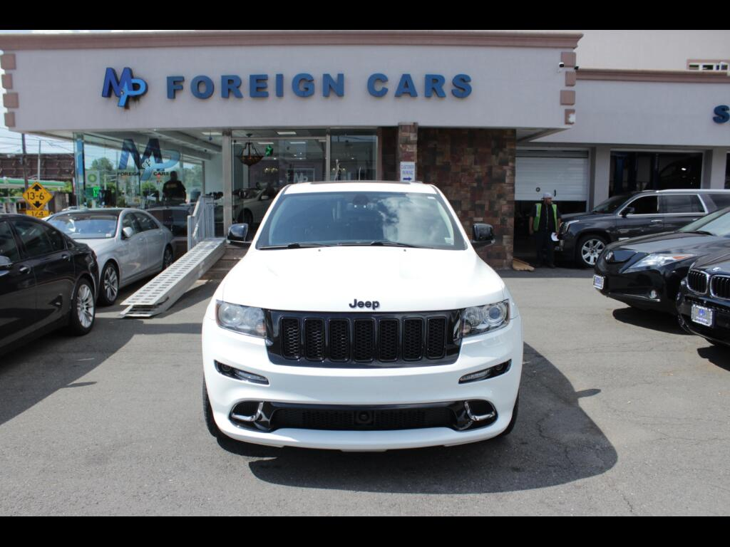 2013 Jeep Grand Cherokee 4WD 4dr SRT8 Alpine
