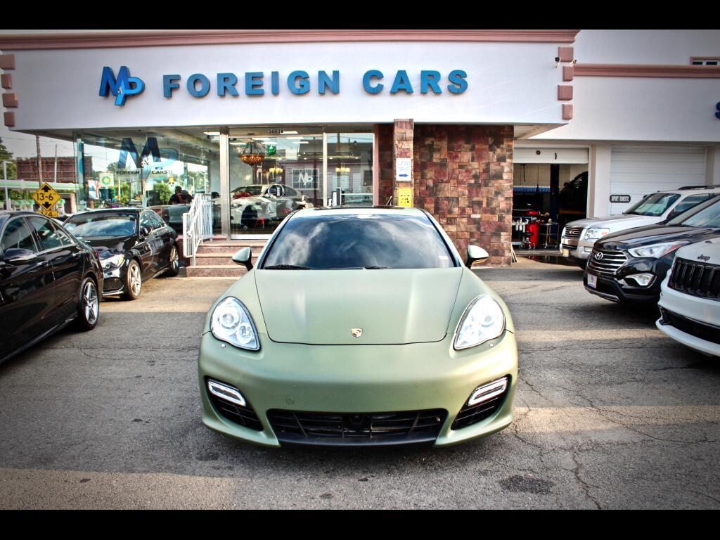 2010 Porsche Panamera 4dr HB 4S
