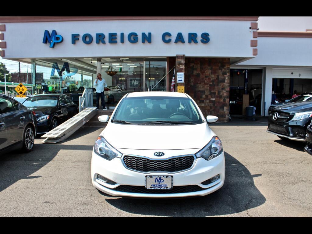 2015 Kia Forte 4dr Sdn Auto EX