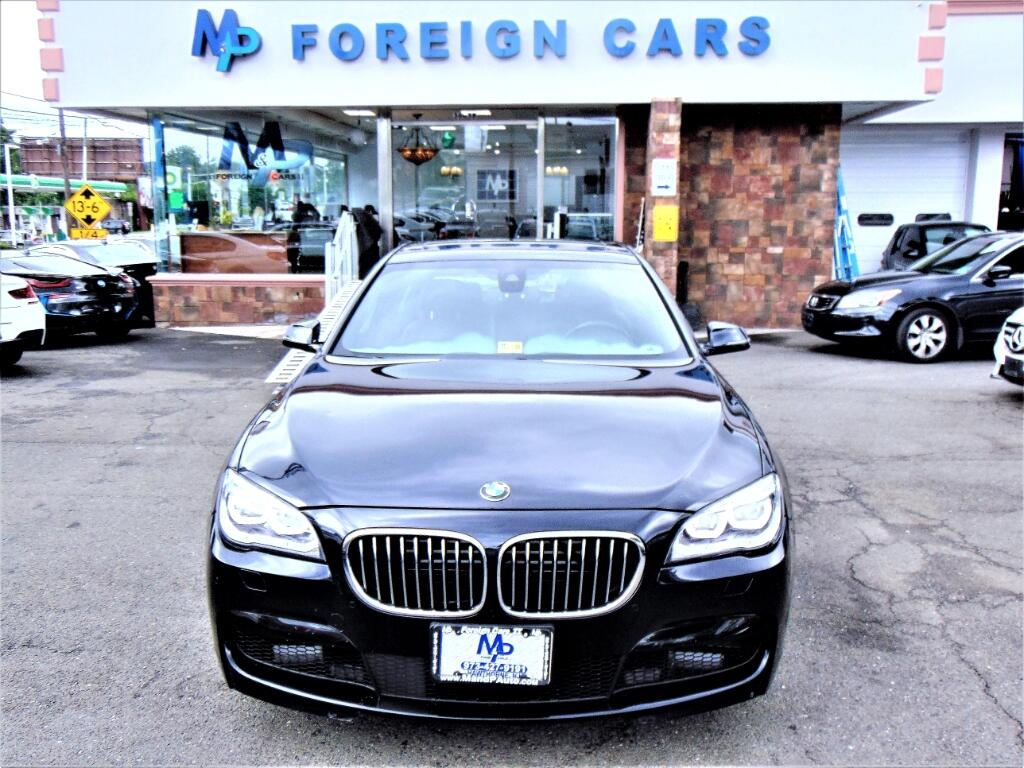 2015 BMW 7 Series 4dr Sdn 750i xDrive AWD