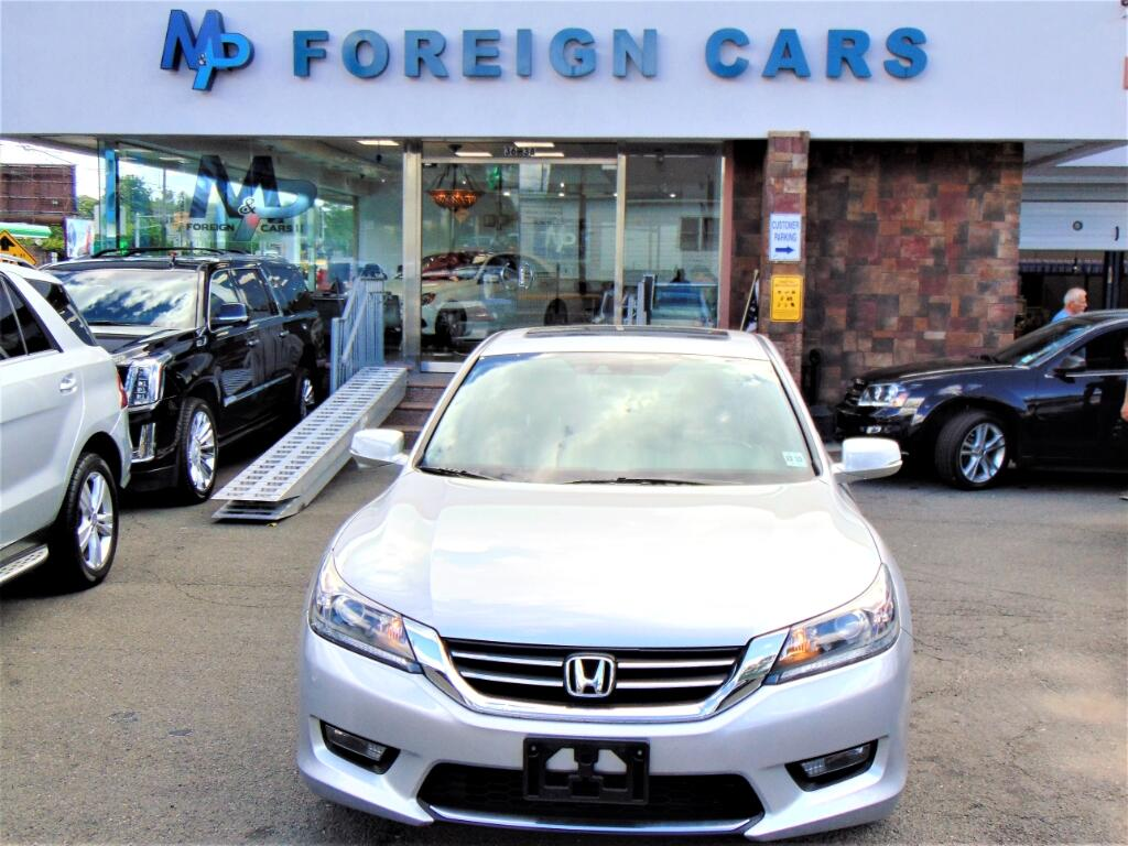 2014 Honda Accord Sdn 4dr I4 AT EX-L