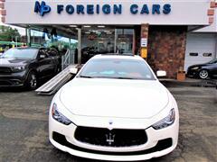 2015 Maserati Ghibli