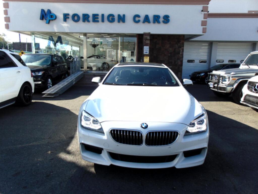 2014 BMW 6 Series 4dr Sdn 640i xDrive AWD Gran Coupe
