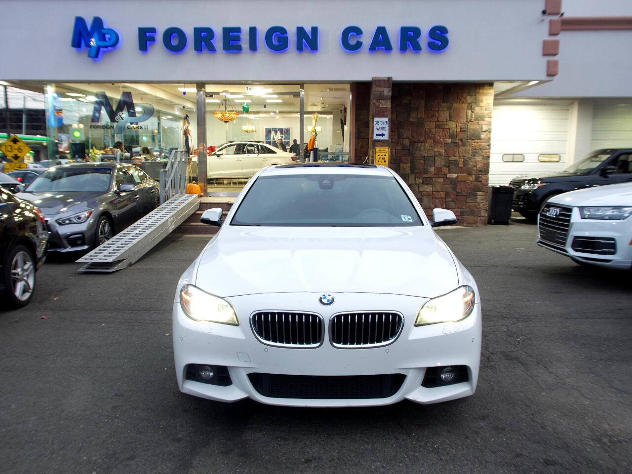 2015 BMW 5 Series 4dr Sdn 535i xDrive AWD