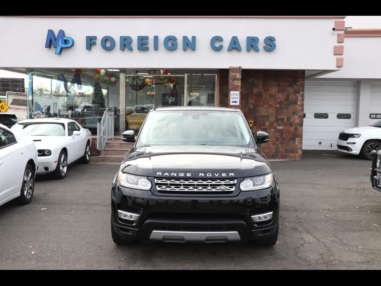 2015 Land Rover Range Rover Sport 4WD 4dr HSE
