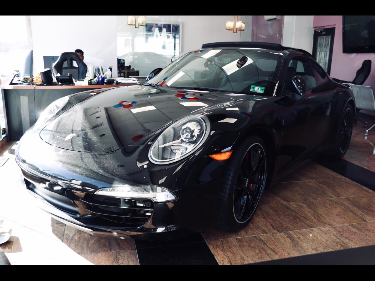 2012 Porsche 911 2dr Cpe 991 Carrera S