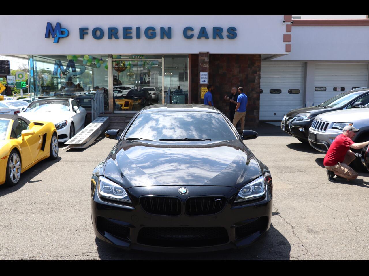 2014 BMW M6 4dr Gran Cpe