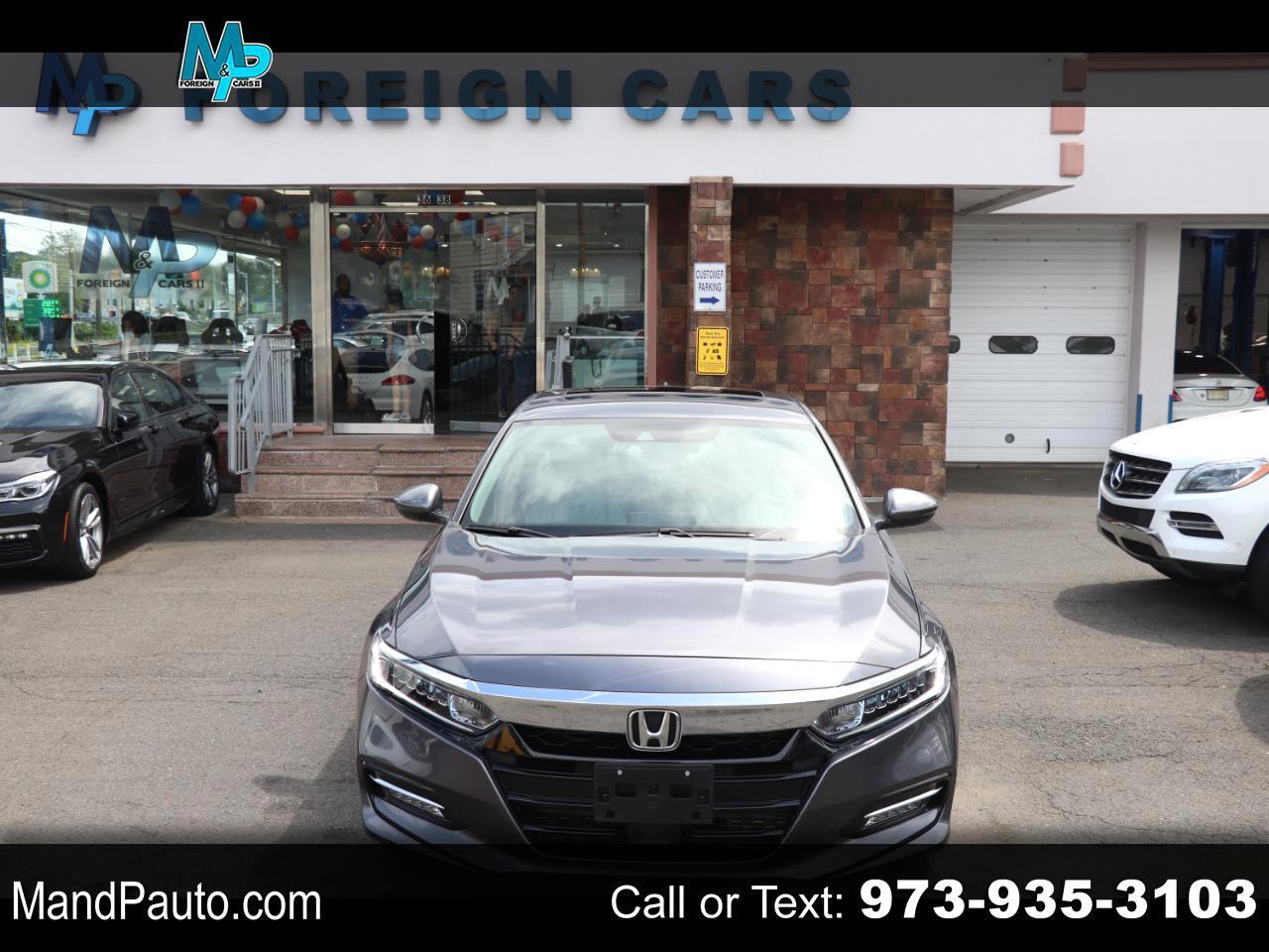Honda Accord Hybrid EX-L Sedan 2018