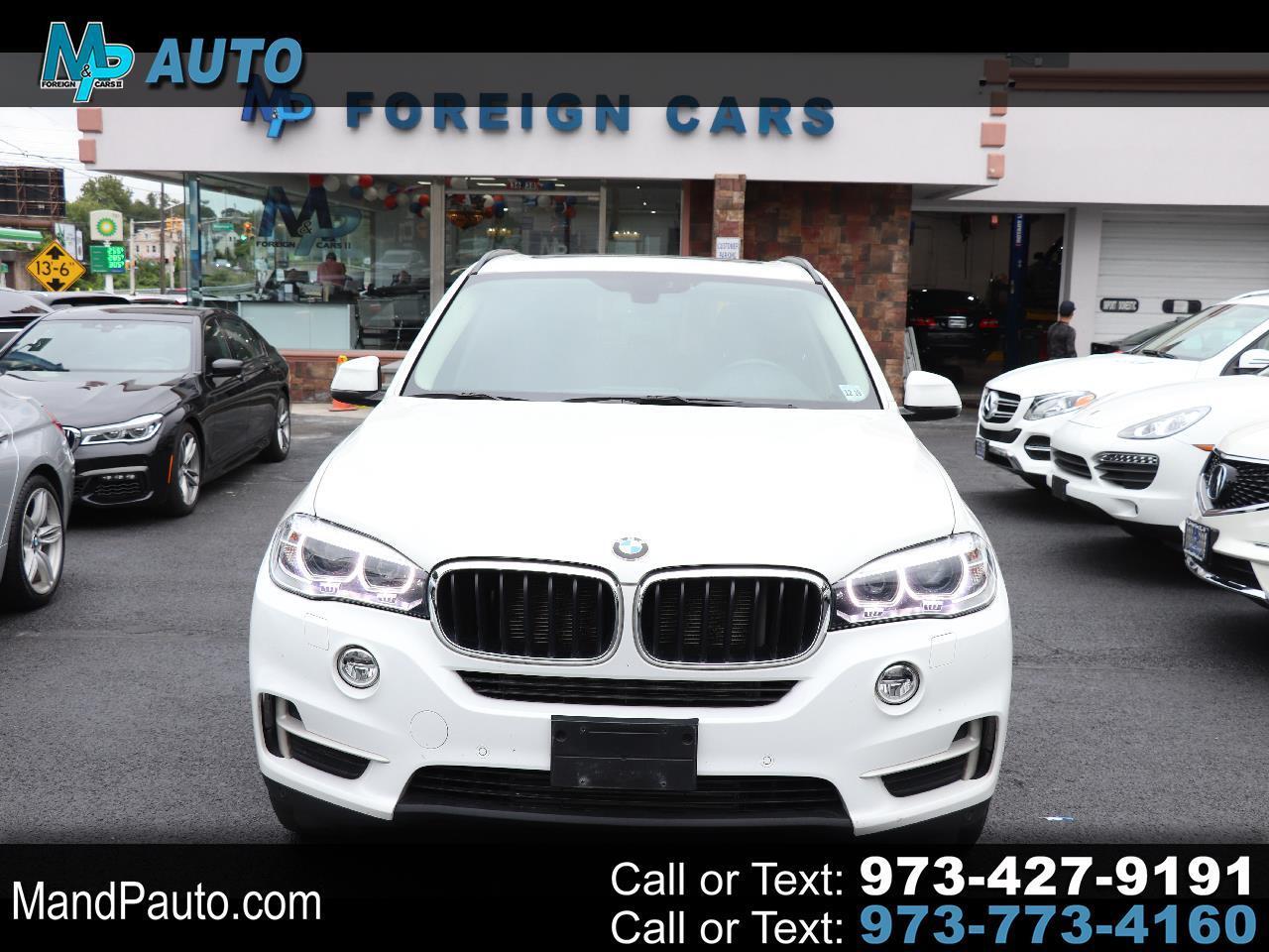 BMW X5 AWD 4dr xDrive35i 2015