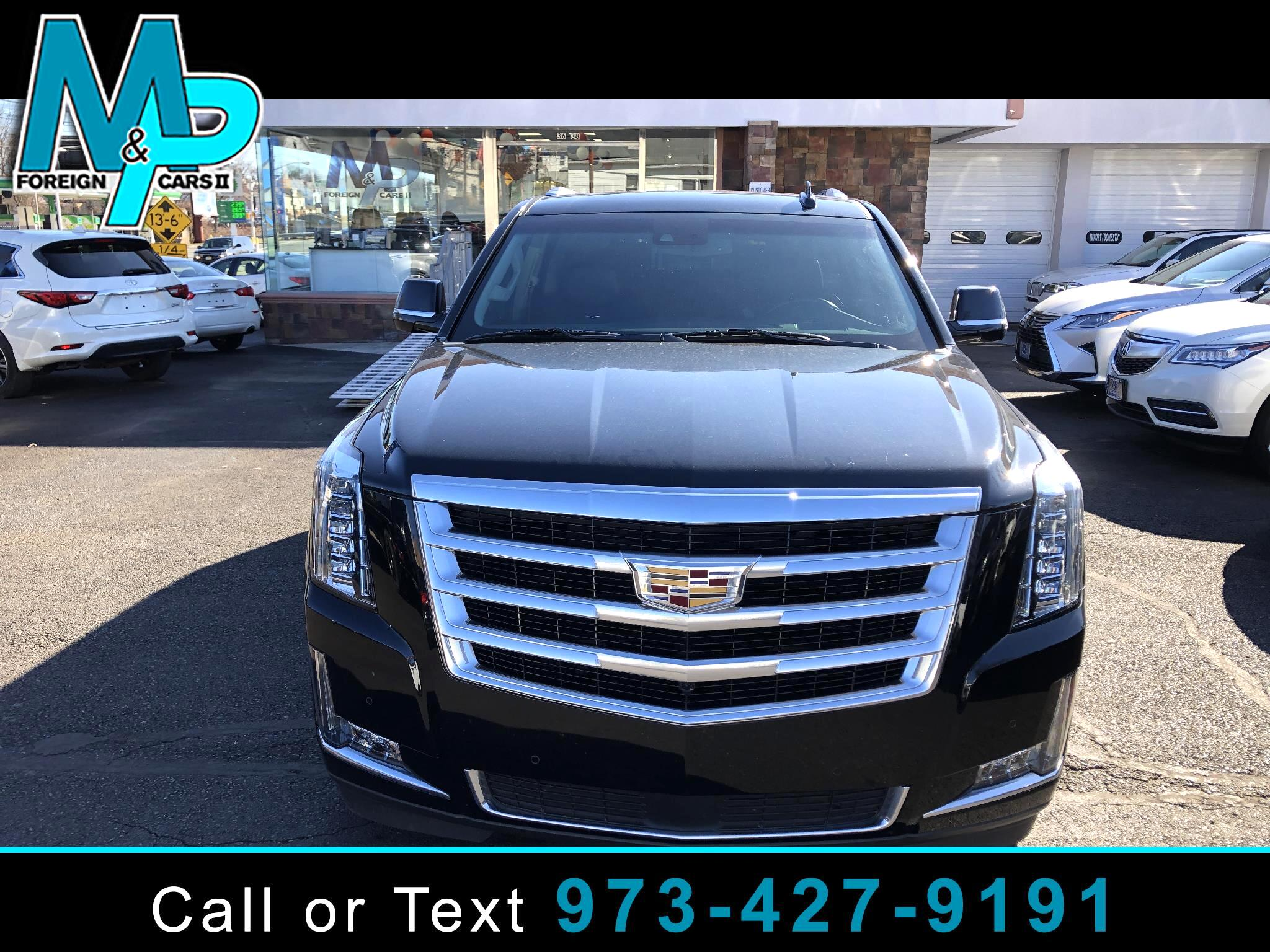 Cadillac Escalade ESV 4WD 4dr Premium Collection 2016