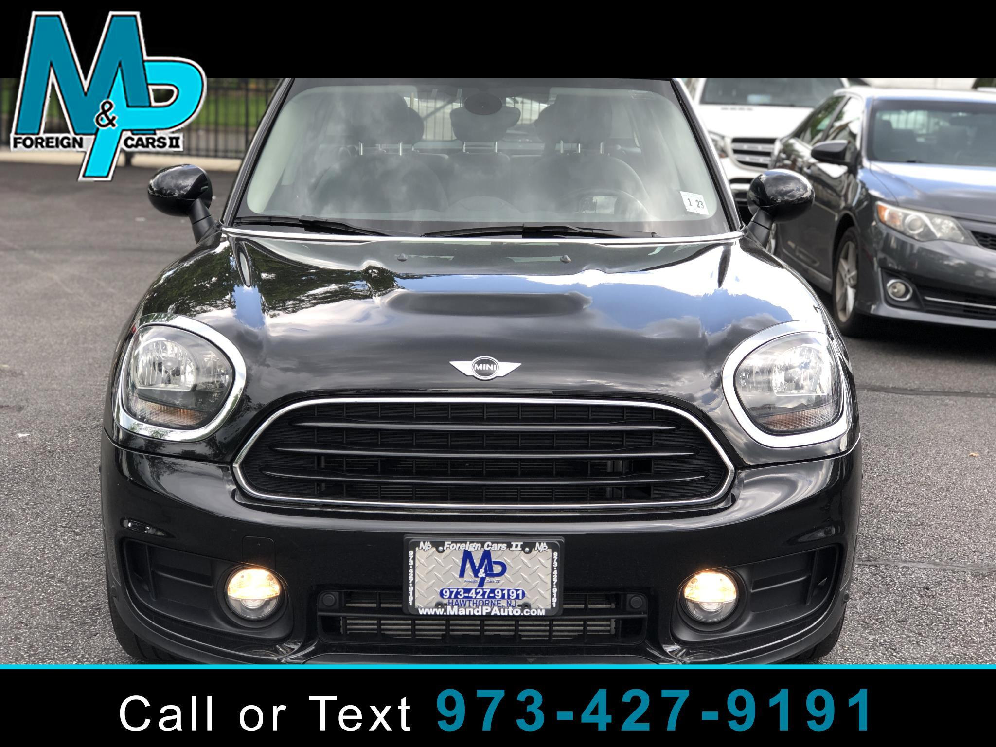 MINI Countryman Cooper ALL4 2017