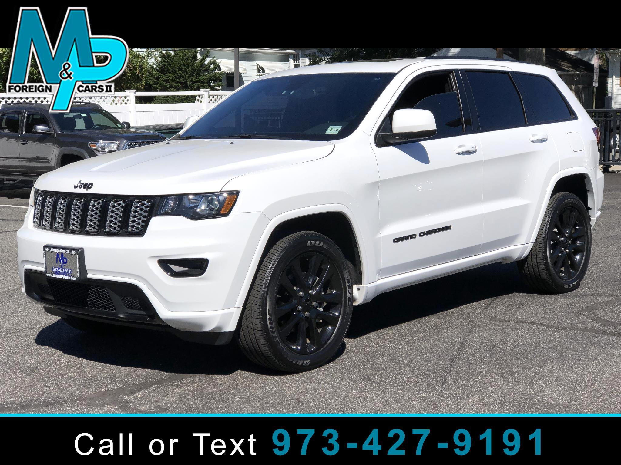 Jeep Grand Cherokee Altitude 4x4 2019