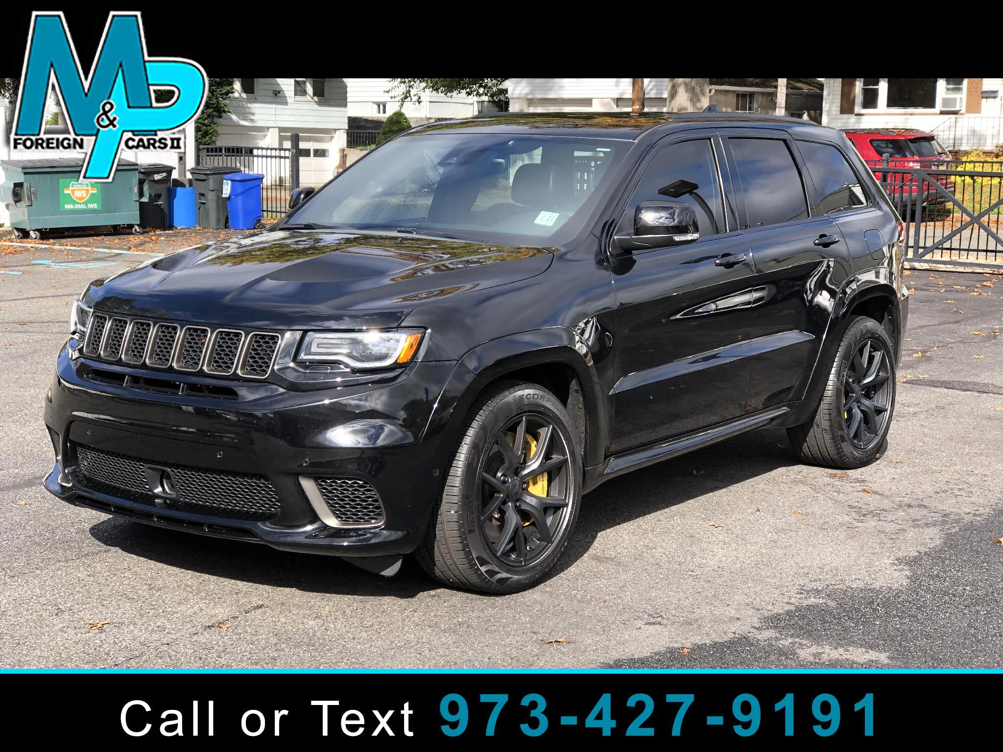 Jeep Grand Cherokee Trackhawk 4x4 *Ltd Avail* 2018