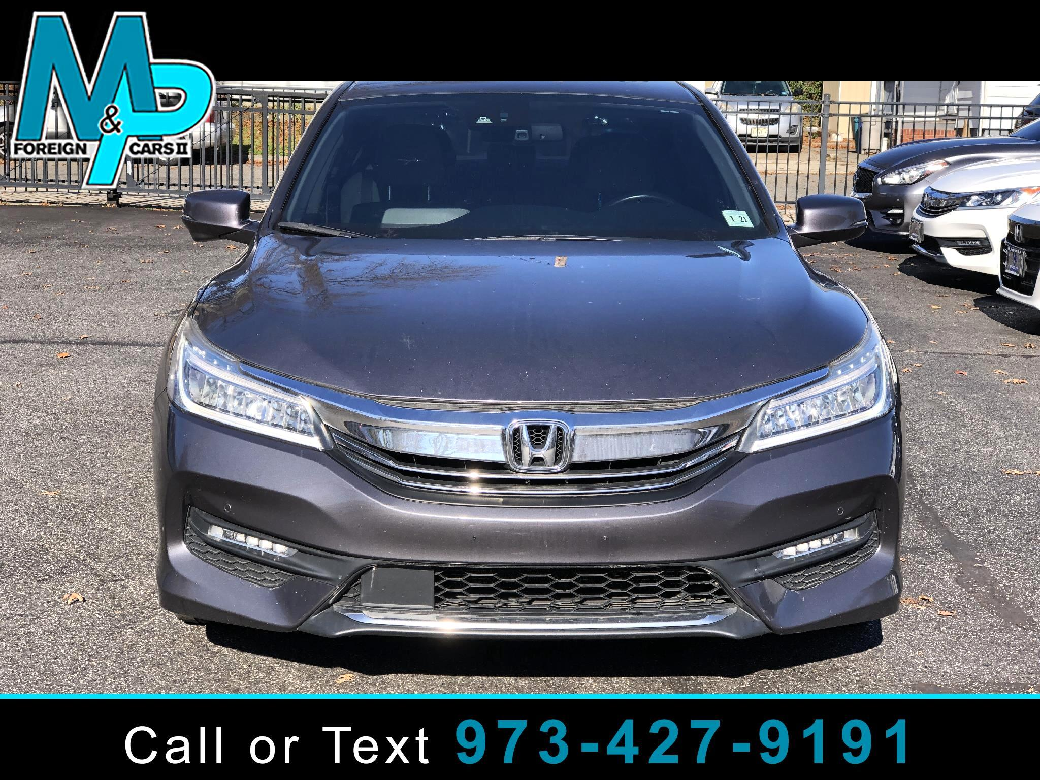 Honda Accord Sedan 4dr V6 Auto Touring 2016