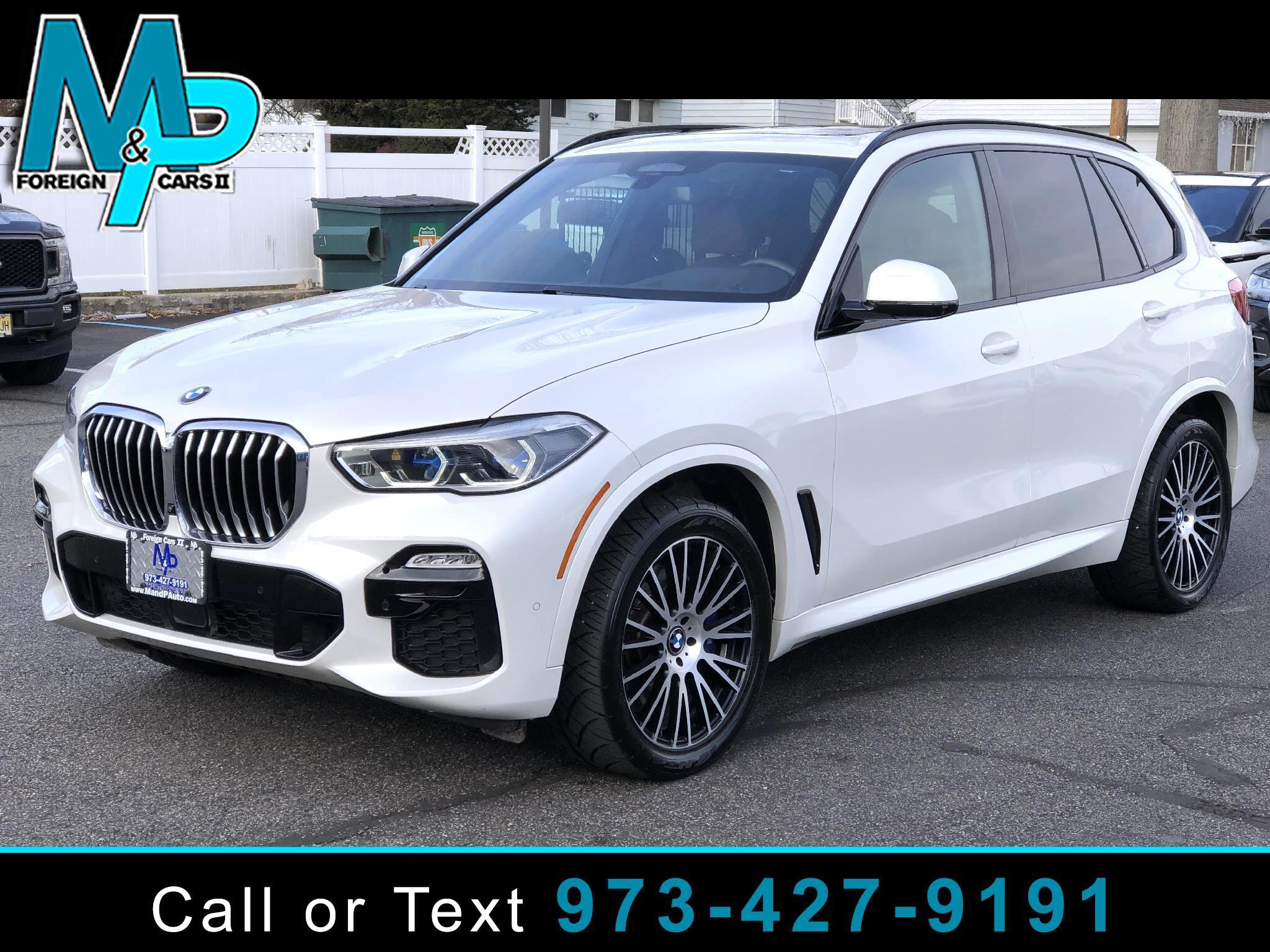 BMW X5 xDrive40i Sports Activity Vehicle 2019