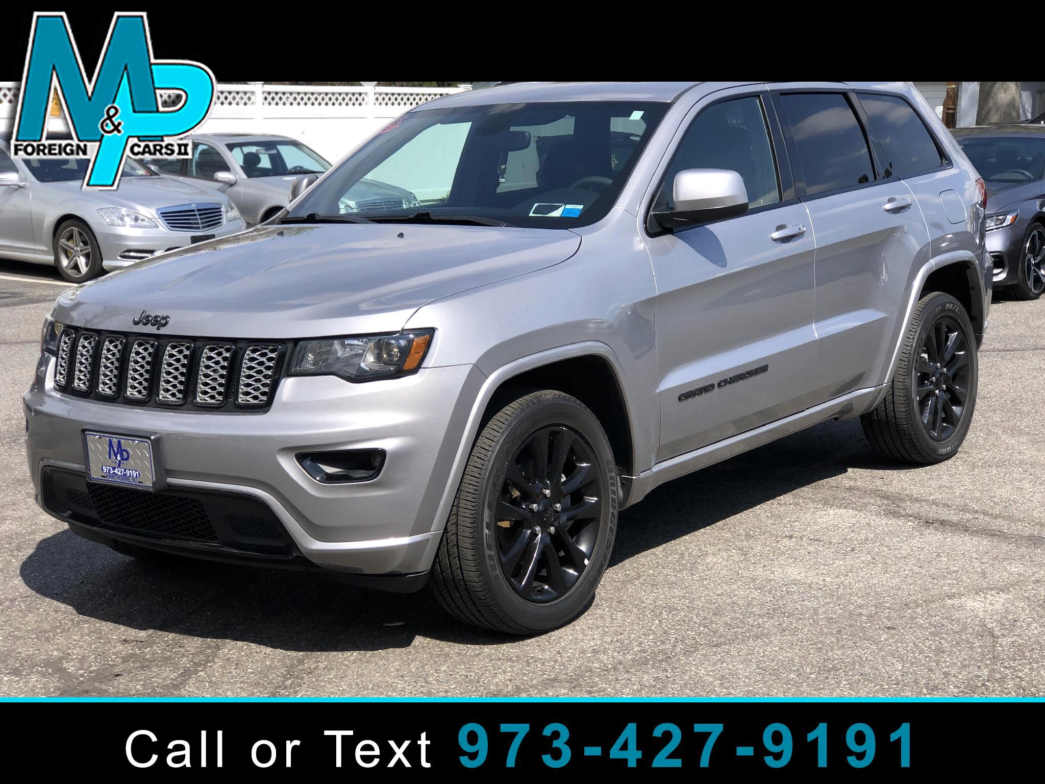 Jeep Grand Cherokee Altitude 4x4 *Ltd Avail* 2018