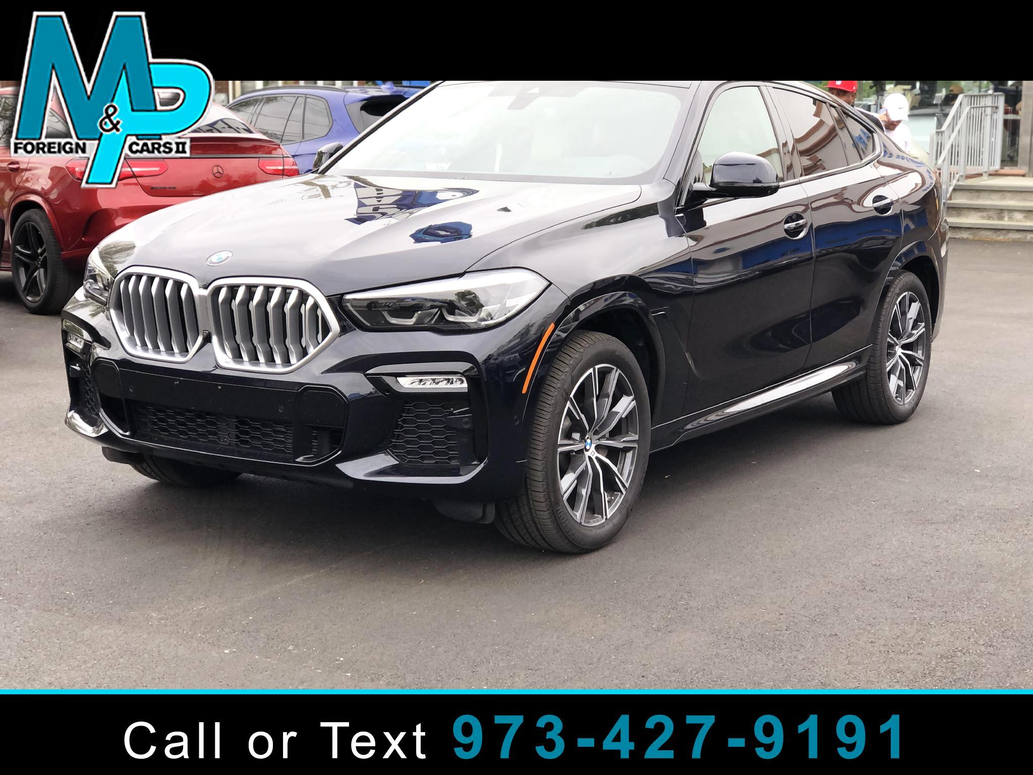 BMW X6 xDrive40i Sports Activity Coupe 2020
