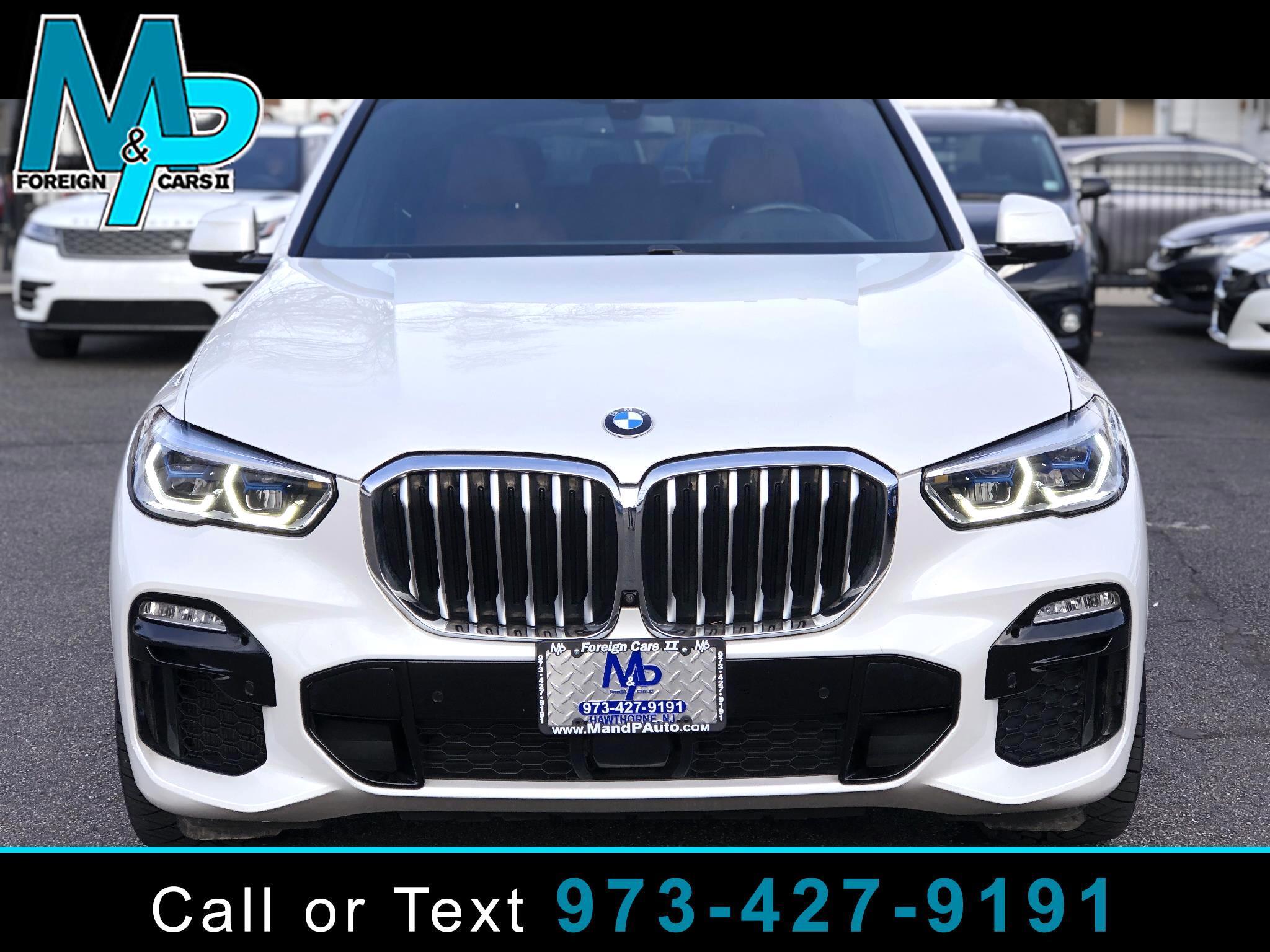 BMW X5 xDrive50i Sports Activity Vehicle 2019