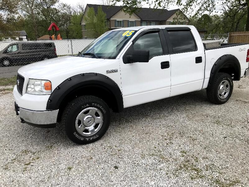 2005 Ford F-150 XLT SuperCrew 4WD