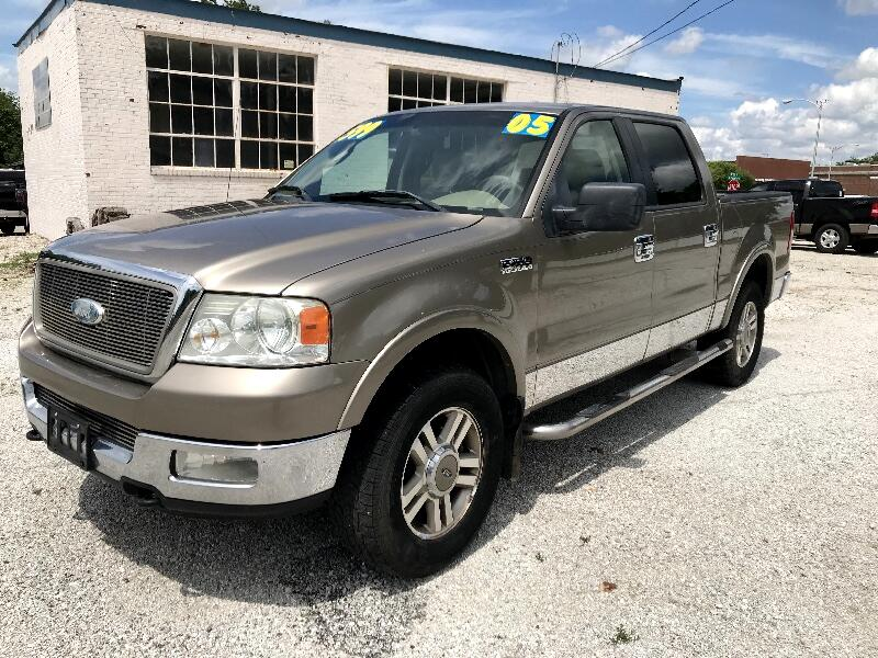2005 Ford F-150 Lariat SuperCrew 4WD