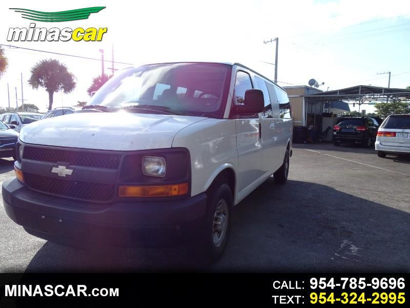 2008 Chevrolet Express 3500 Extended Cargo