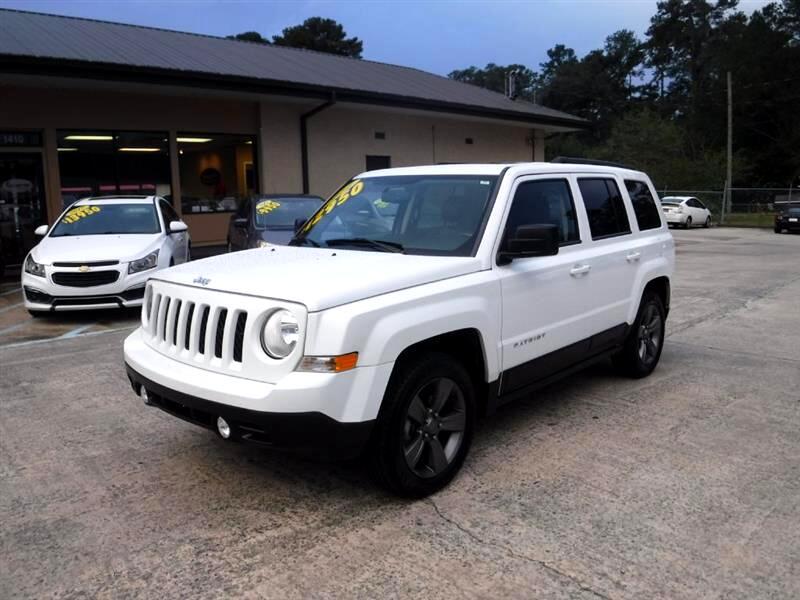 2014 Jeep Patriot Latitude 2WD