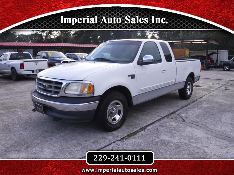 2000 Ford F-150 XLT SuperCab Long Bed 2WD