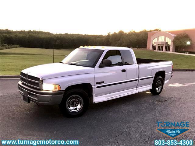 1998 Dodge Ram 2500 Quad Cab 6.5-ft. Bed 2WD