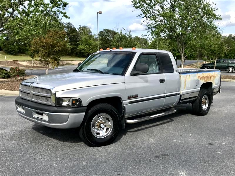 1998 Dodge Ram 3500 ST Quad Cab 8-ft. Bed 2WD