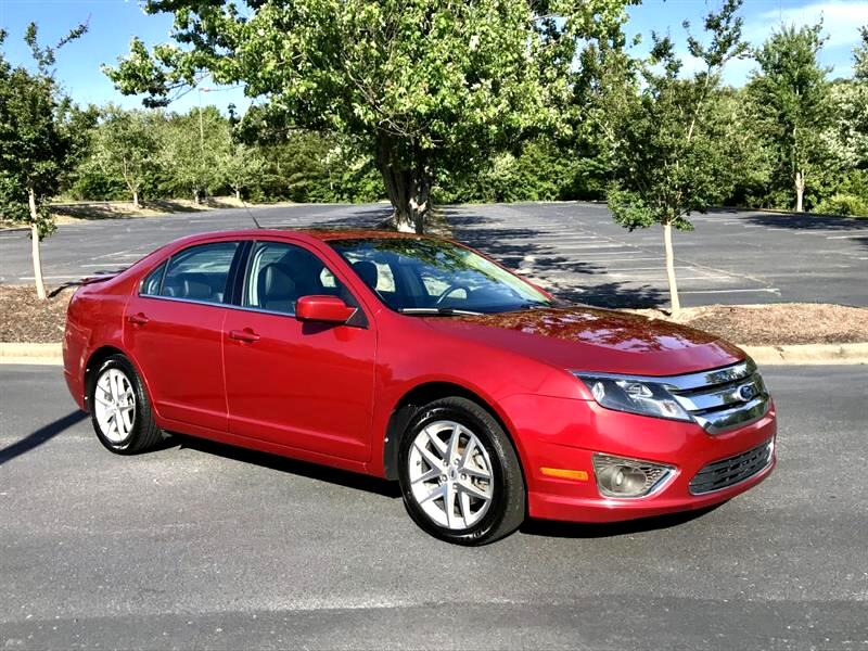 2010 Ford Fusion V6 SEL