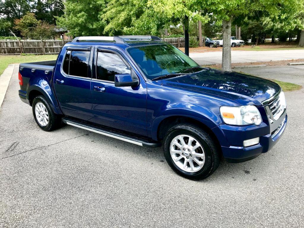 2007 Ford Explorer Sport Trac Limited 4.0L 4WD