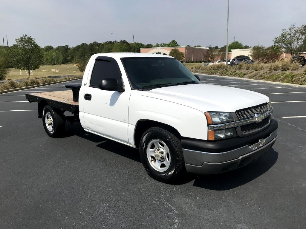 Chevrolet Silverado 1500 LS Long Bed 2WD 2004