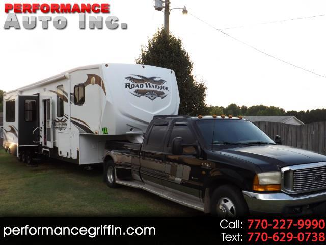 2011 Heartland Road Warrior 3950