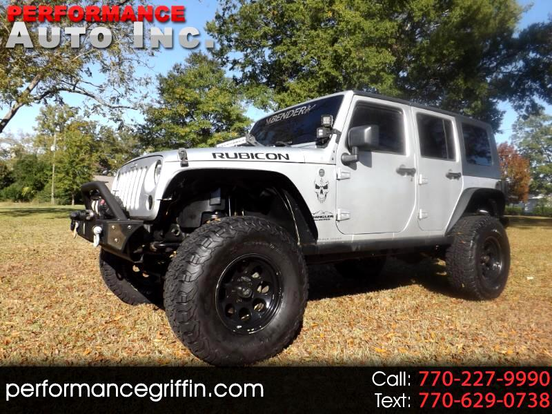 2009 Jeep Wrangler Unlimited 4WD 4dr Rubicon