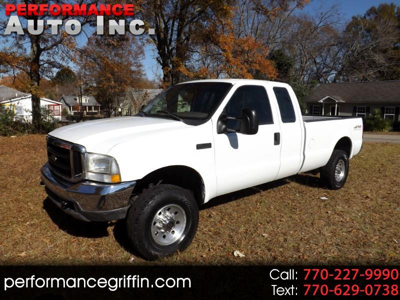 "1999 Ford Super Duty F-250 Supercab 142"" Lariat 4WD"