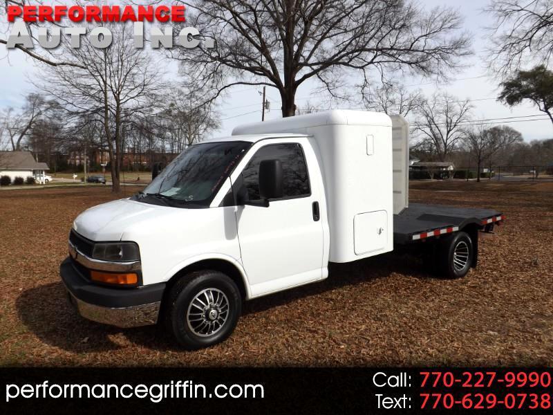 2010 Chevrolet Express Commercial Cutaway RWD 4500 159
