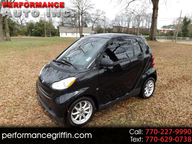2010 smart Fortwo 2dr Cpe Brabus