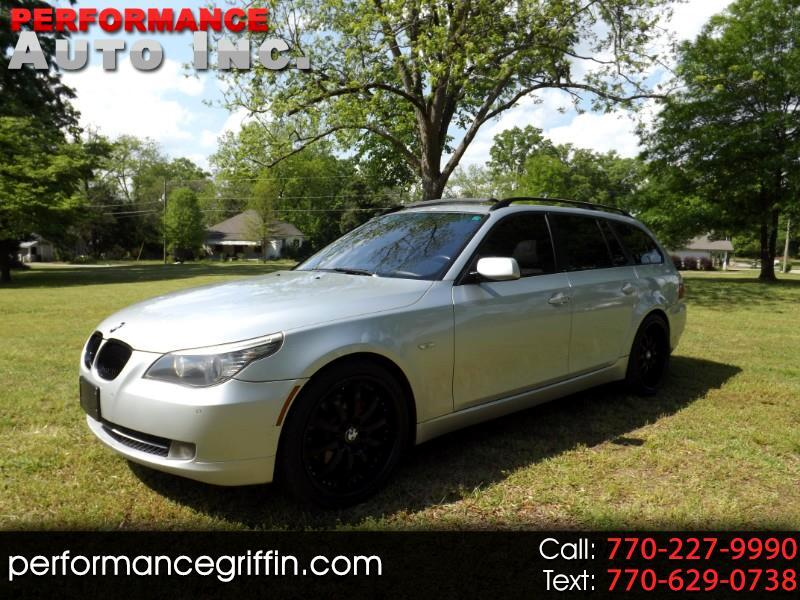 2008 BMW 5 Series 4dr Sports Wgn 535xiT AWD