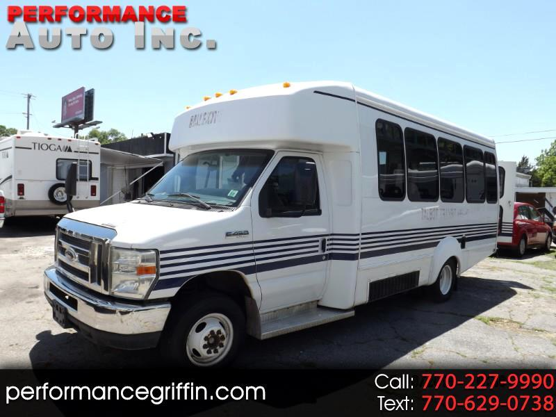 "2009 Ford Econoline Commercial Cutaway E-450 Super Duty 158"" DRW"