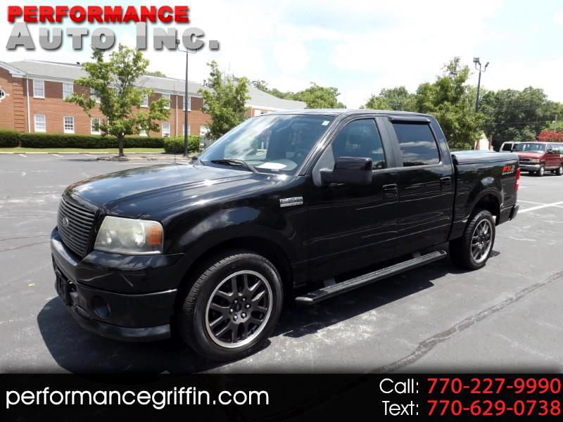 "2008 Ford F-150 2WD SuperCrew 139"" FX2"