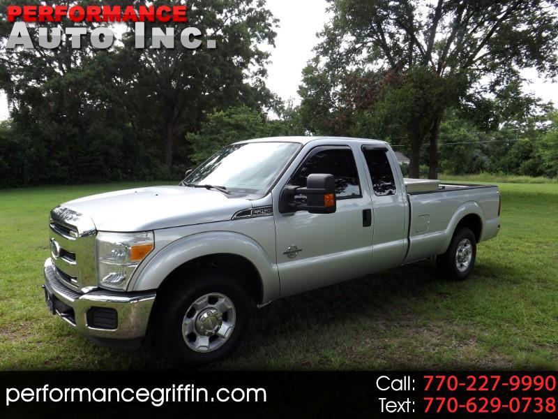 "2011 Ford Super Duty F-250 SRW 2WD SuperCab 158"" XLT"