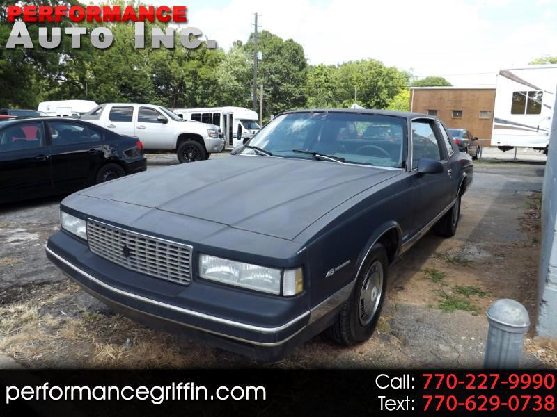 1987 Chevrolet Monte Carlo 2dr Coupe LS